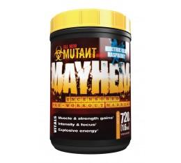 Mutant - Mayhem / 720 gr. Хранителни добавки, Азотни/напомпващи