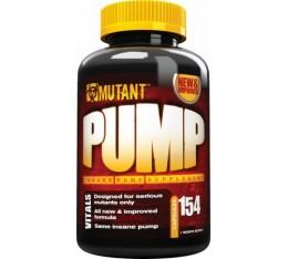 Mutant - Pump / 154 caps. Хранителни добавки, Азотни/напомпващи