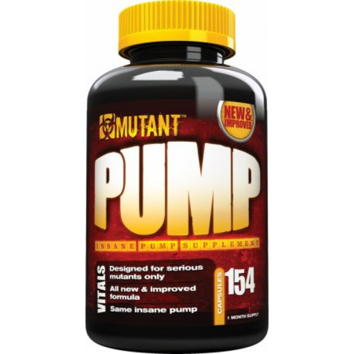 Mutant - Pump / 154 caps.