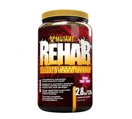 Mutant - Rehab / 1280 gr.