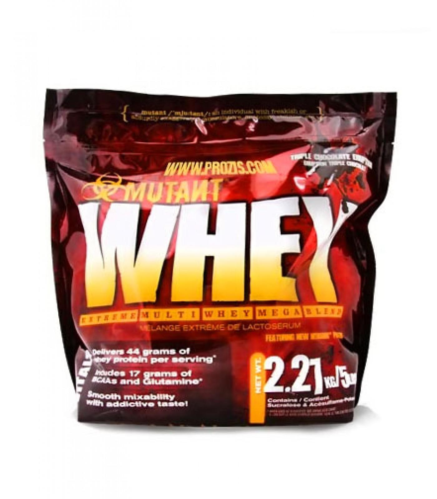 Mutant - Whey / 2270 gr.