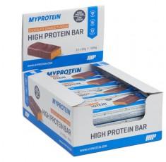 My Protein - High Protein Bar / 12 bars Хранителни добавки, Протеинови барове