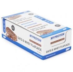Myprotein - Oats and Whey / 18 x 88gr. Хранителни добавки, Протеинови барове