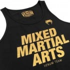 Потник - Venum MMA VT Tank Top - Black/Gold​