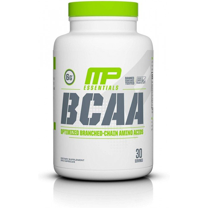 Muscle Pharm - BCAA 3:1:2 / 180 caps.