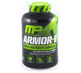 Muscle Pharm - Armor-V / 120caps.