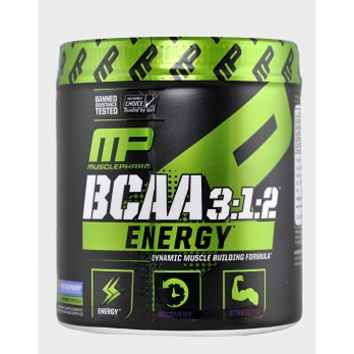 Muscle Pharm - BCAA Energy / 30 serv.