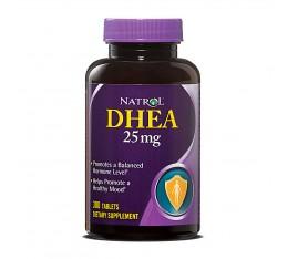 Natrol - DHEA 25mg / 300 tabs Хранителни добавки, Здраве и тонус