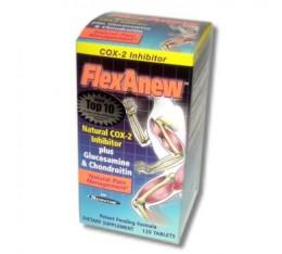 Natrol - FlexAnew / 120 tabs. Хранителни добавки, За стави и сухожилия