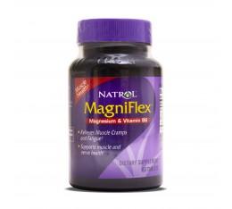 Natrol - MagniFlex / 60 tabs. Хранителни добавки, Витамини, минерали и др., Магнезий