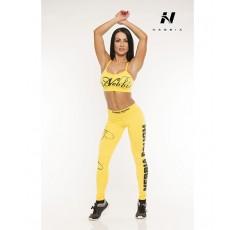 Nebbia - 812 Top Supplex Mini / yellow Бойни спортове и MMA, Спортни облекла и Дрехи, Потници