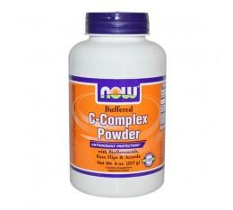 NOW - C-Complex / 227 gr. Хранителни добавки, Витамини, минерали и др., Витамин C