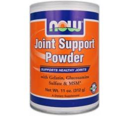 NOW - Joint Support Powder / 312 gr. Хранителни добавки, За стави и сухожилия