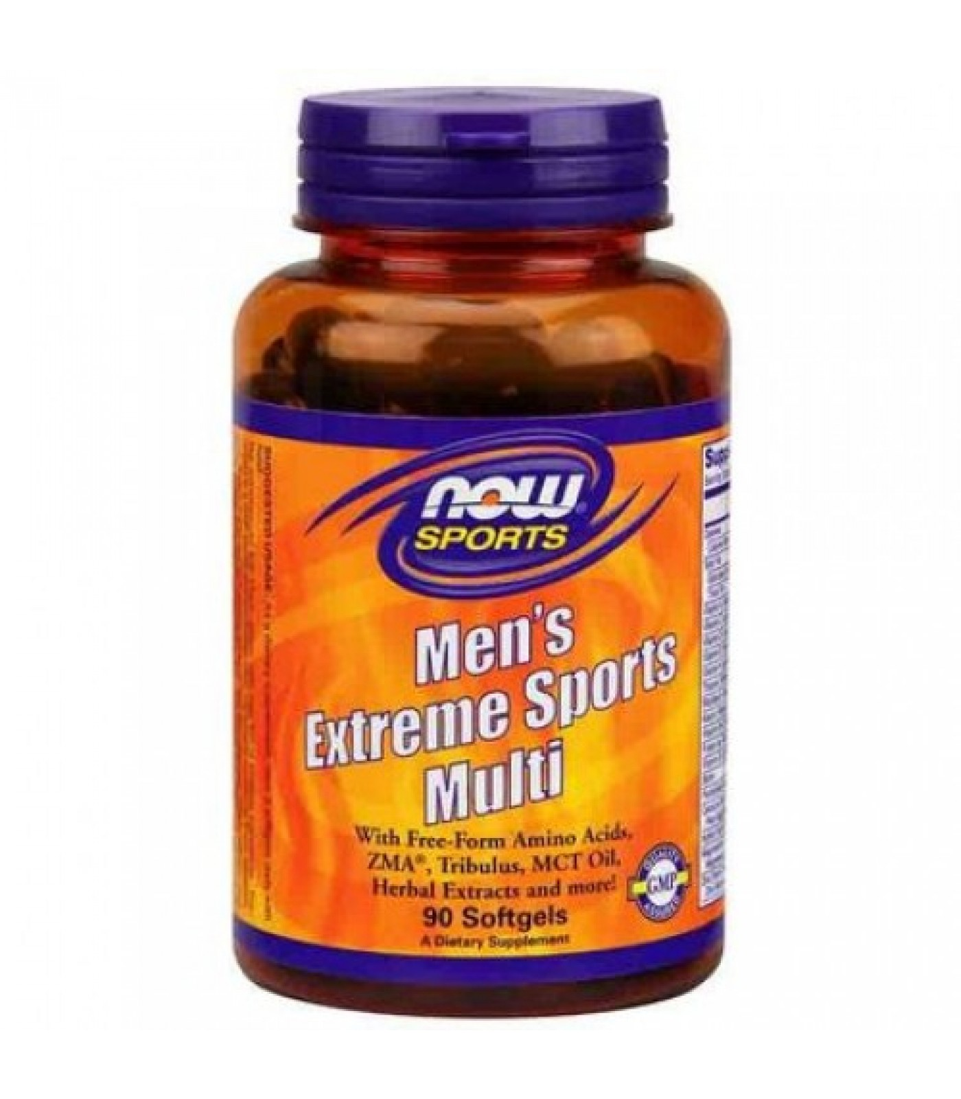 NOW - Men's Extreme Sports Multi / 90 softgels.