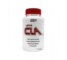Nutrex - Lipo 6 CLA / 45 softgels Хранителни добавки, Отслабване, CLA