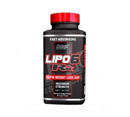 NUTREX - Lipo-6 RX / 60 liquid caps. Хранителни добавки, Отслабване, Фет-Бърнари, Хранителни добавки на промоция