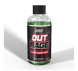 Nutrex - Out Rage shot / 118ml Хранителни добавки, Азотни/напомпващи