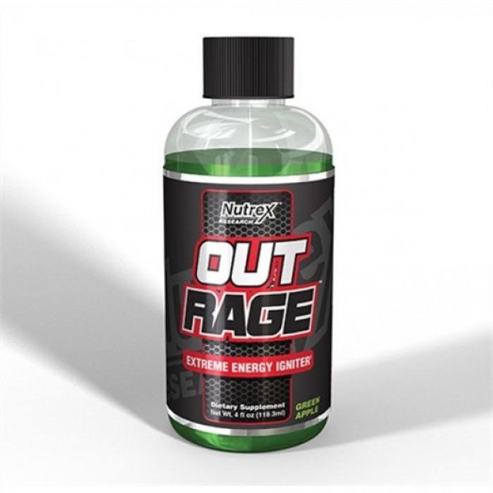 Nutrex - Out Rage shot / 118ml