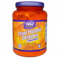 NOW - Plant Protein Complex - 2 lbs.
