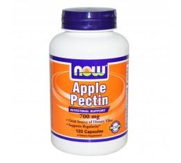 NOW - Apple Pectin (Ябълков пектин) 700 mg - 120 caps.  Хранителни добавки, Здраве и тонус