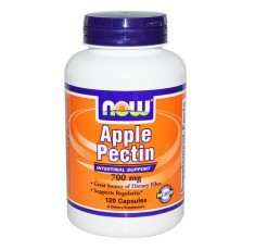 NOW - Apple Pectin (Ябълков пектин) 700 mg - 120 caps.