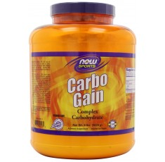 NOW - Carbo Gain 100% Complex Carbohydrate / 8lbs.