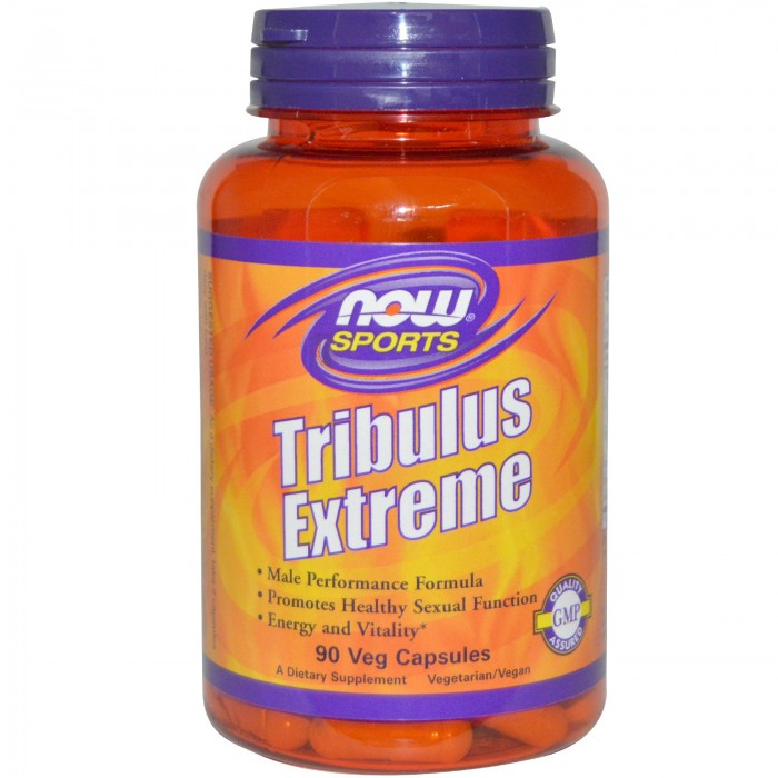 NOW - Tribulus Extreme - 90 vcaps.