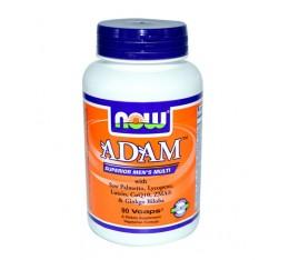 NOW - ADAM™ Superior Mens Multiple Vitamin / 90 Vcaps. Хранителни добавки, Мултивитамини