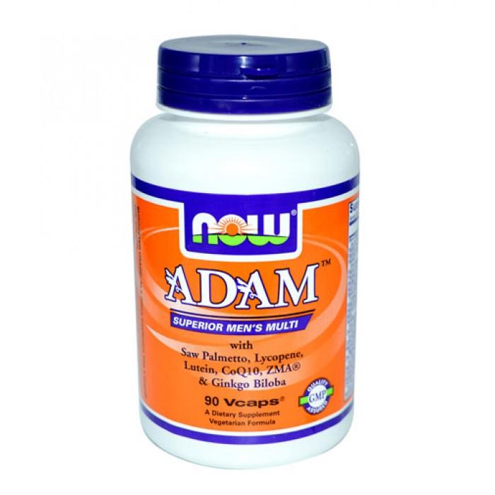 NOW - ADAM™ Superior Mens Multiple Vitamin / 90 Vcaps.