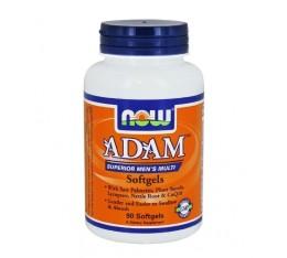 NOW - ADAM™ Superior Mens Multiple Vitamin / 90 gels. Хранителни добавки, Мултивитамини