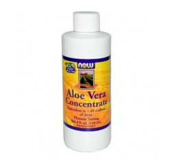 NOW - Aloe Vera 5000 mg. /  118 ml. Хранителни добавки, Здраве и тонус