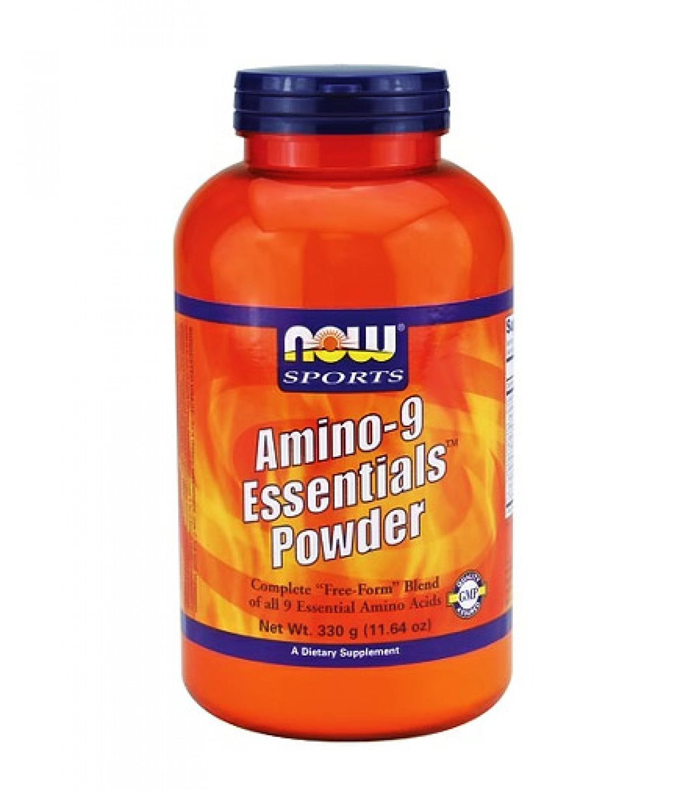NOW - Amino-9 Essentials™ Powder / 330 gr.