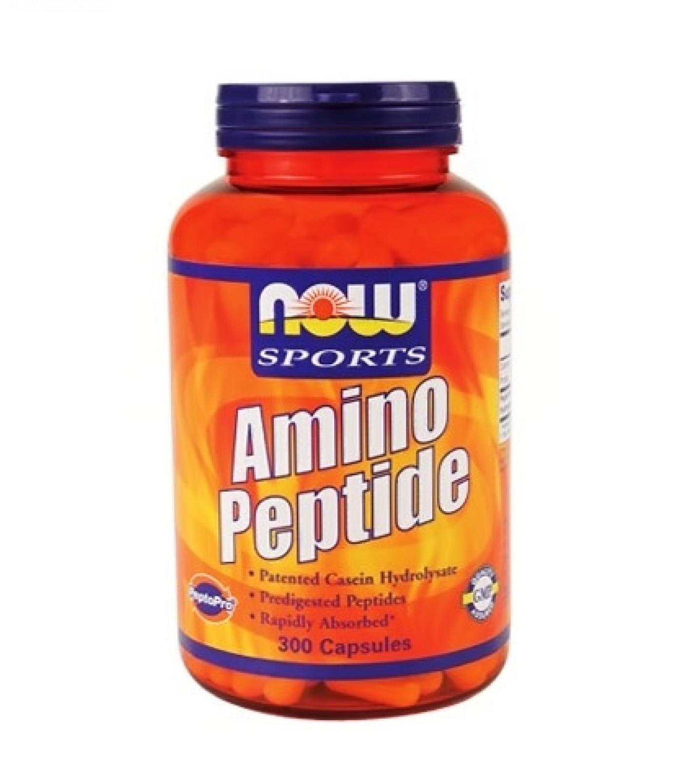 NOW - Amino Peptide / 300 caps.