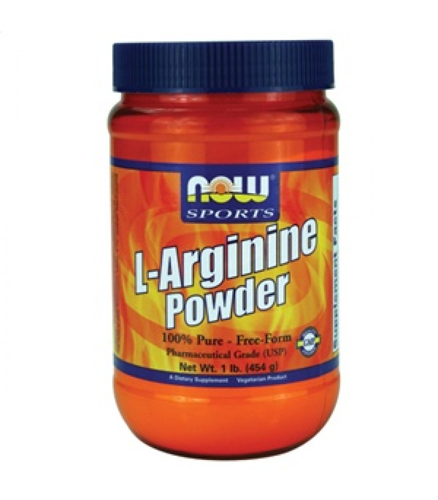 NOW - Arginine Powder / 454 gr.