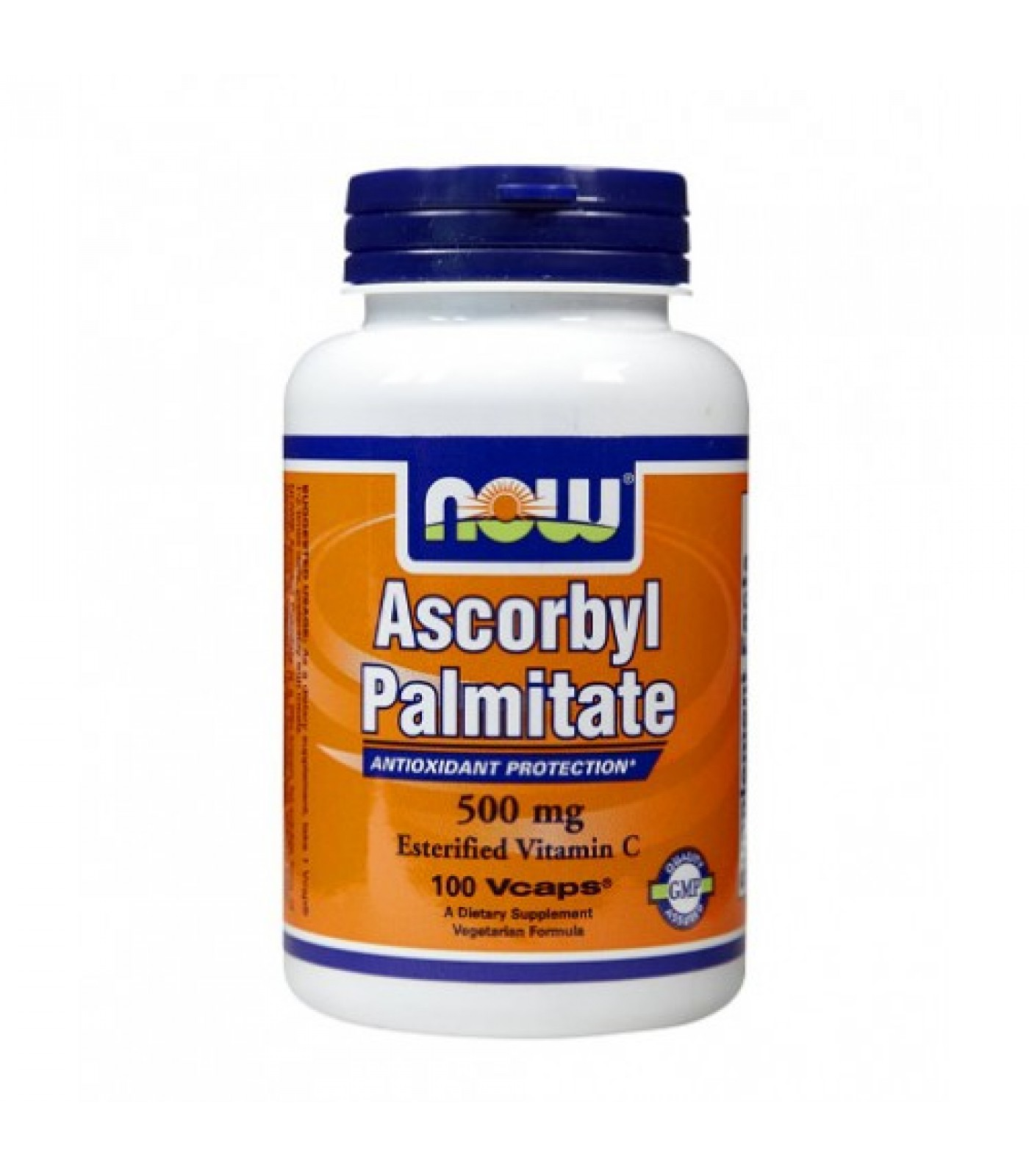 NOW - Ascorbyl Palmitate 500mg. / 100 Vcaps.