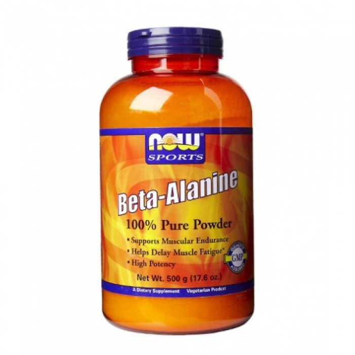 NOW - Beta-Alanine / 500 gr.