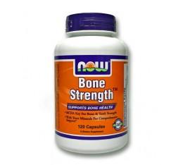 NOW - Bone Strentgth / 120 Caps. Хранителни добавки, За стави и сухожилия