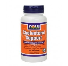 NOW - Cholesterol Support / 90 VCaps.