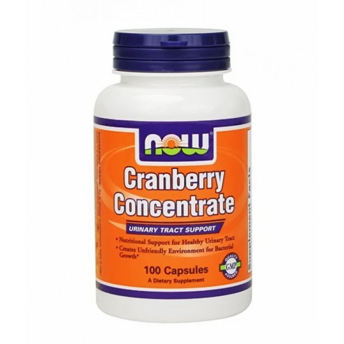 NOW - Cranberry Concentrate / 100 Caps.