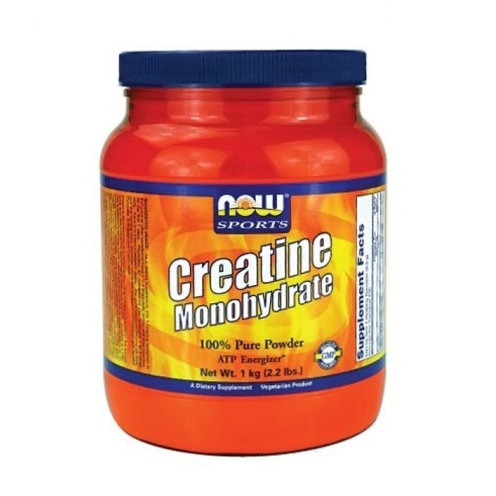NOW - Creatine Monohydrate Powder / 1000 gr.
