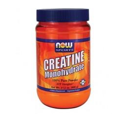 NOW - Creatine Monohydrate Powder 600gr. Хранителни добавки, Креатинови продукти, Креатин Монохидрат