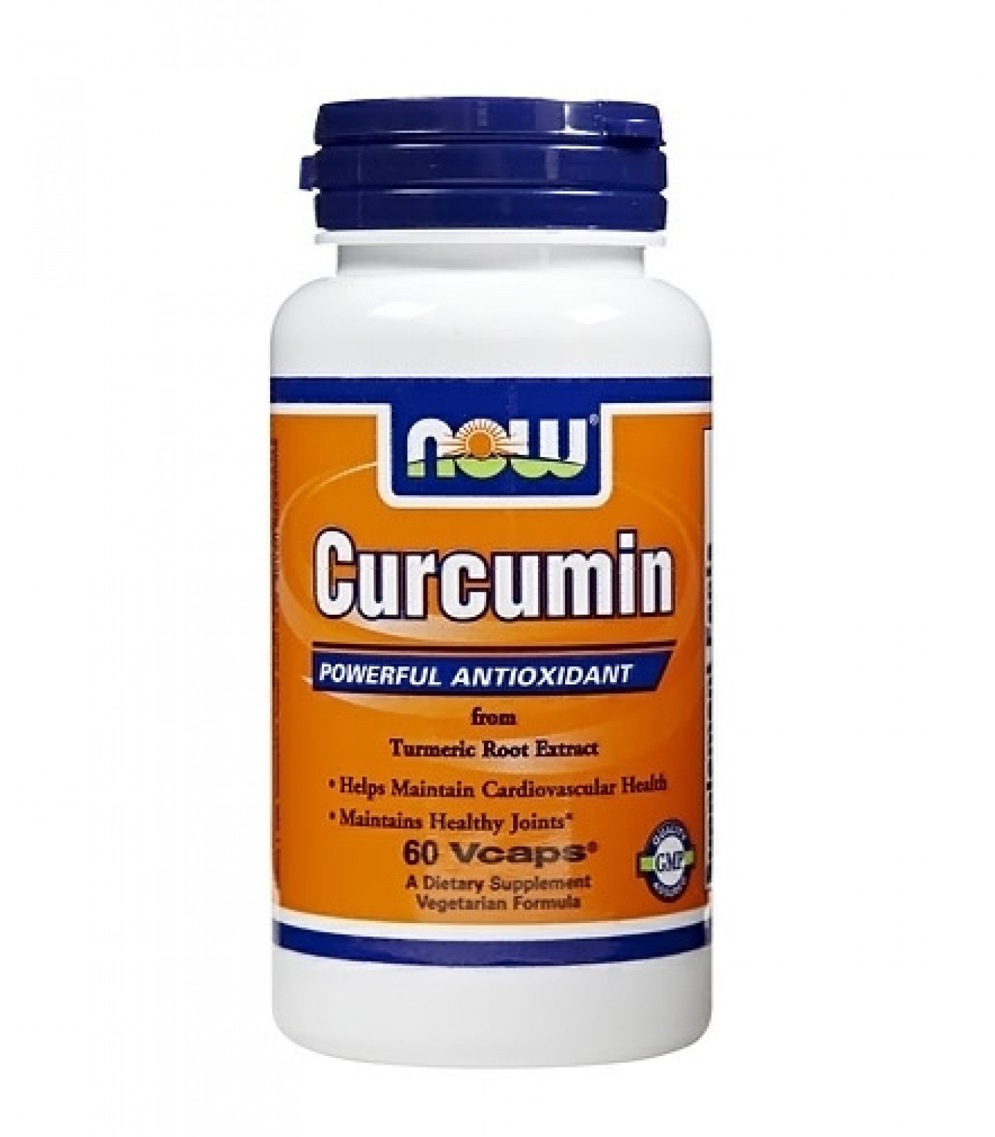 NOW - Curcumin 665mg. / 60 VCaps.