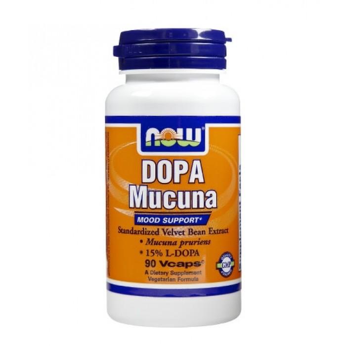 NOW - DOPA Mucuna / 90 VCaps.