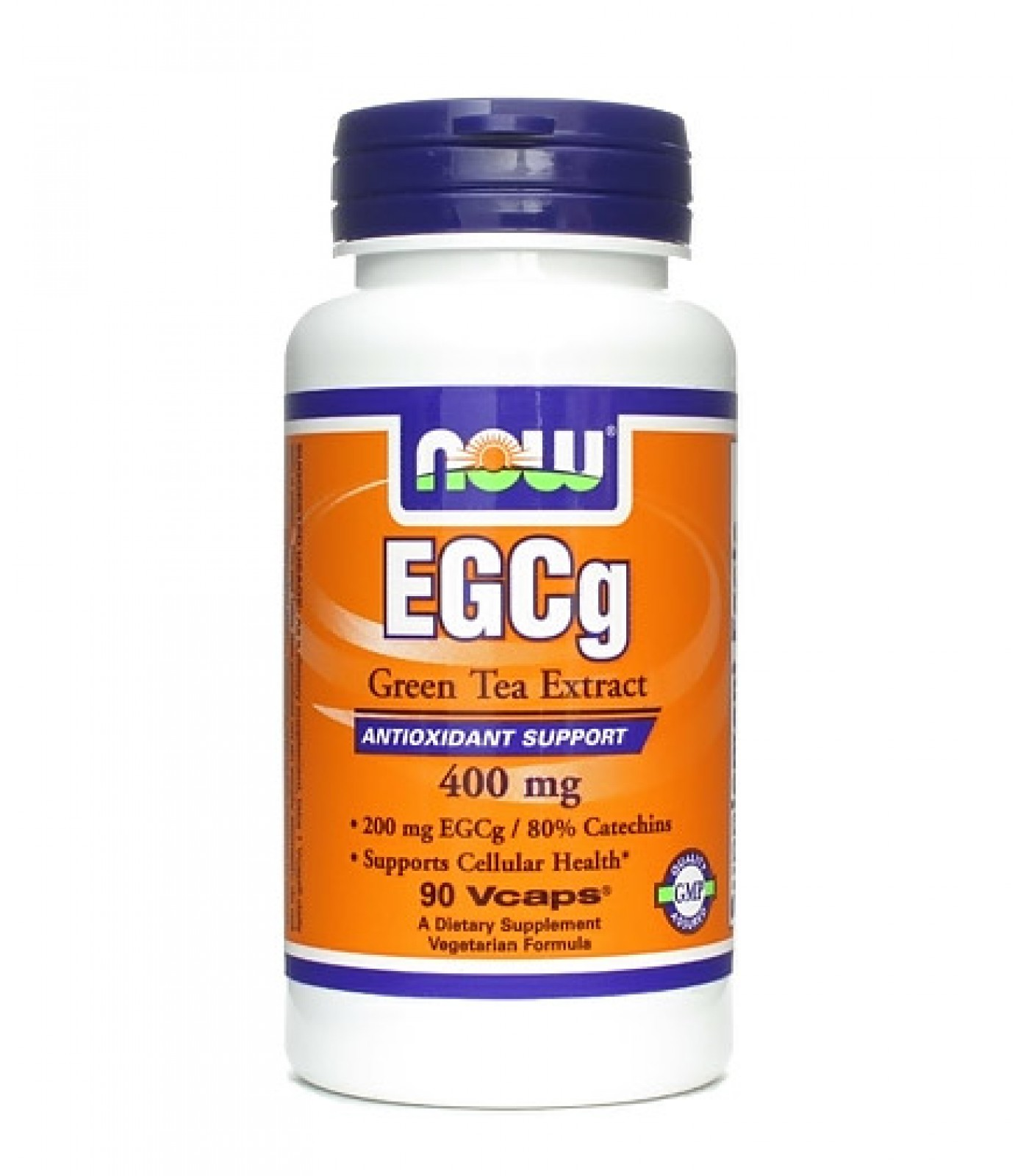 NOW - EGCG Green Tea Extract 400mg. / 90 Caps.