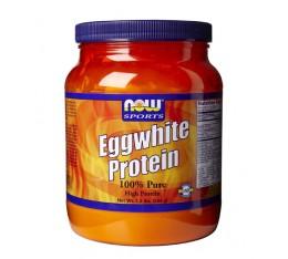 NOW - Eggwhite Protein / 544 gr. Хранителни добавки, Протеини, Яйчен протеин