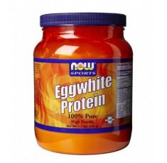 NOW - Eggwhite Protein / 700 gr. Хранителни добавки, Протеини, Яйчен протеин