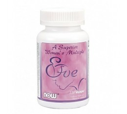 NOW - Eve Womens Multiple Vitamin / 120 VCaps.