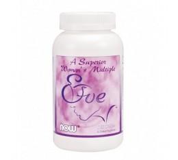 NOW - Eve Womens Multiple Vitamin / 180 Tabs. Хранителни добавки, Витамини, минерали и др., Мултивитамини