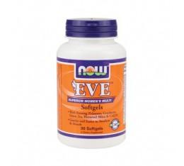 NOW - Eve Womens Multiple Vitamin / 90 Softgels Хранителни добавки, Витамини, минерали и др., Мултивитамини