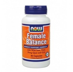 NOW - Female Balance / 90 Caps.